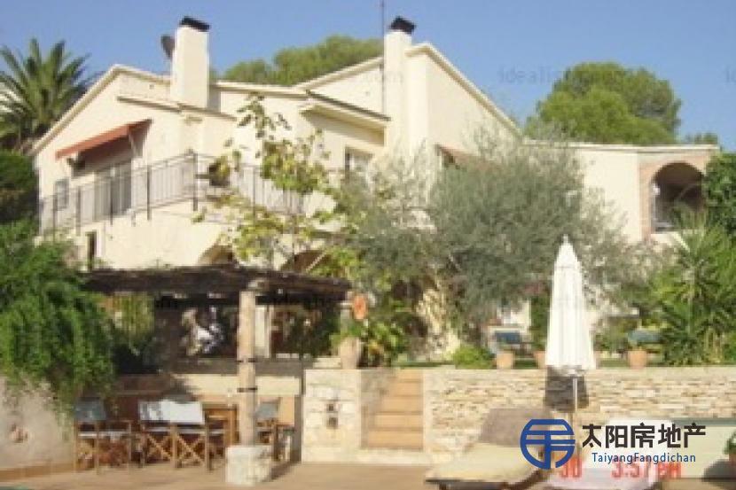 销售位于Sant Pere De Ribes (巴塞罗那省)的独立房子