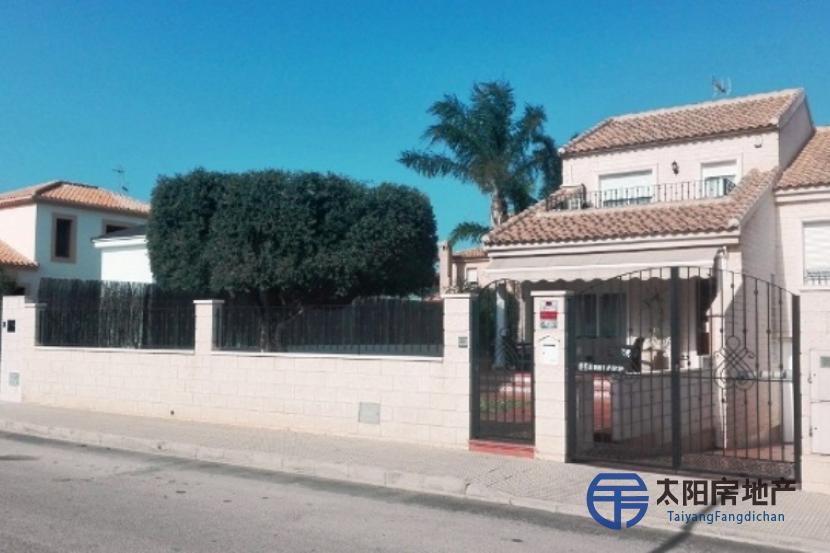 美丽的别墅在Torreminguez的居住区