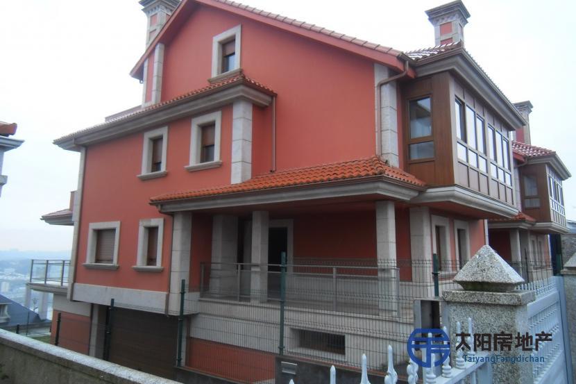 销售位于A Corveira (Rutis) (阿科鲁尼亚省)市外的别墅