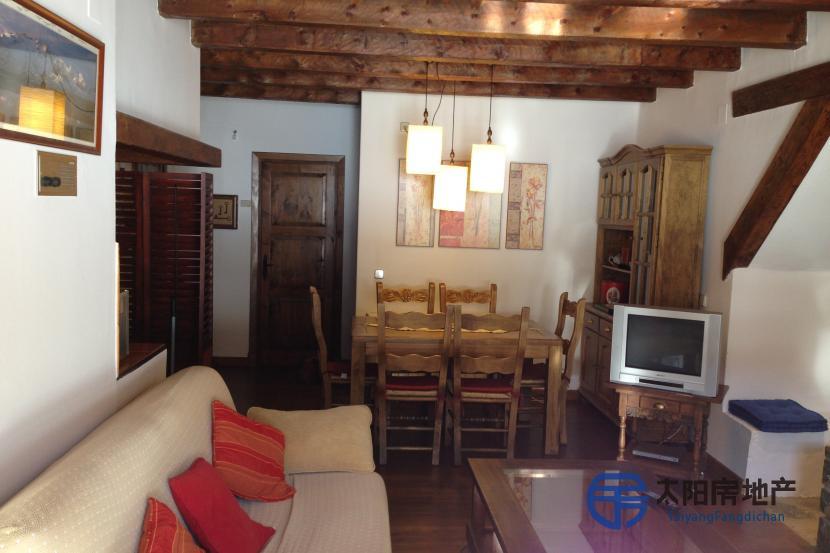 销售位于Benasque (韦斯卡省)市外的单身公寓