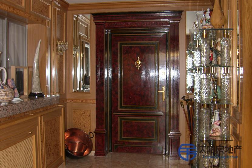 销售位于Villavieja De Lozoya (马德里省)市中心的别墅