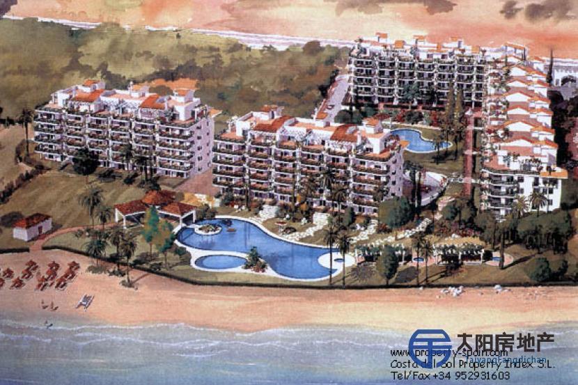Apartamento en Alquiler en Mijas (Málaga)