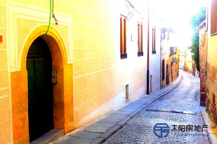 销售位于Segovia (塞戈维亚省)市中心的独立房子