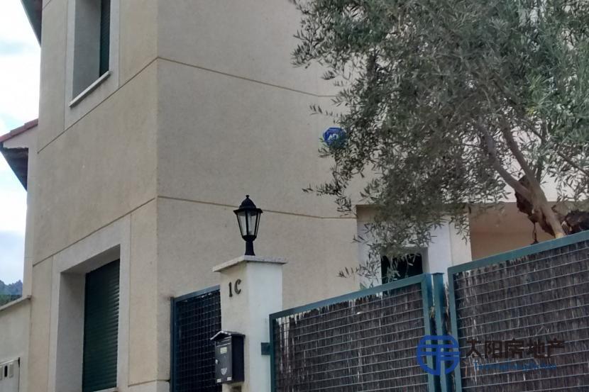 销售位于La Cabrera (马德里省)的别墅
