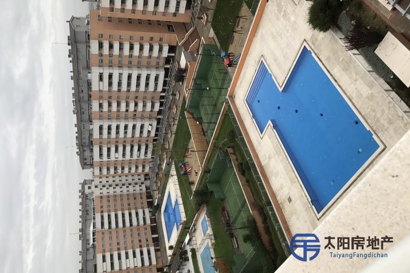 销售位于Alcorcon (马德里省)的复式公寓