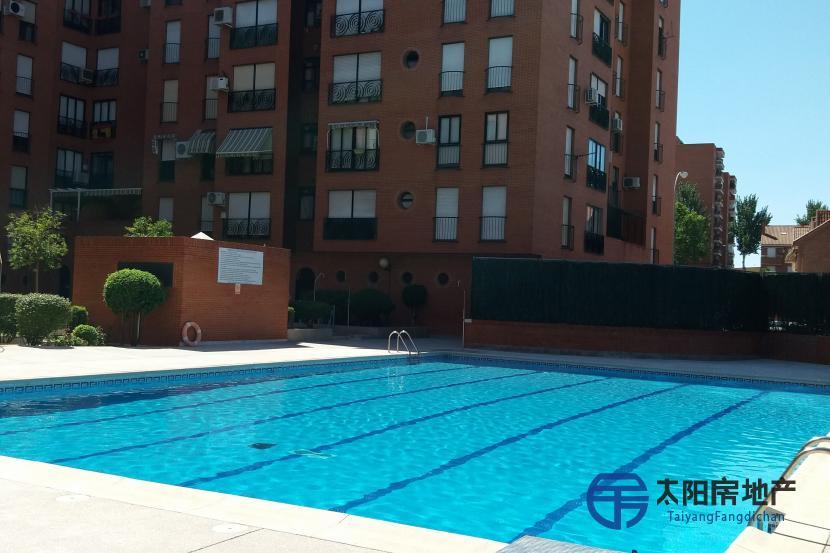 销售位于Fuenlabrada (马德里省)的公寓