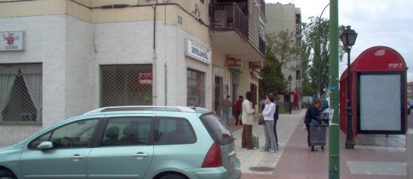 VENTA LOCAL COMERCIAL MADRID