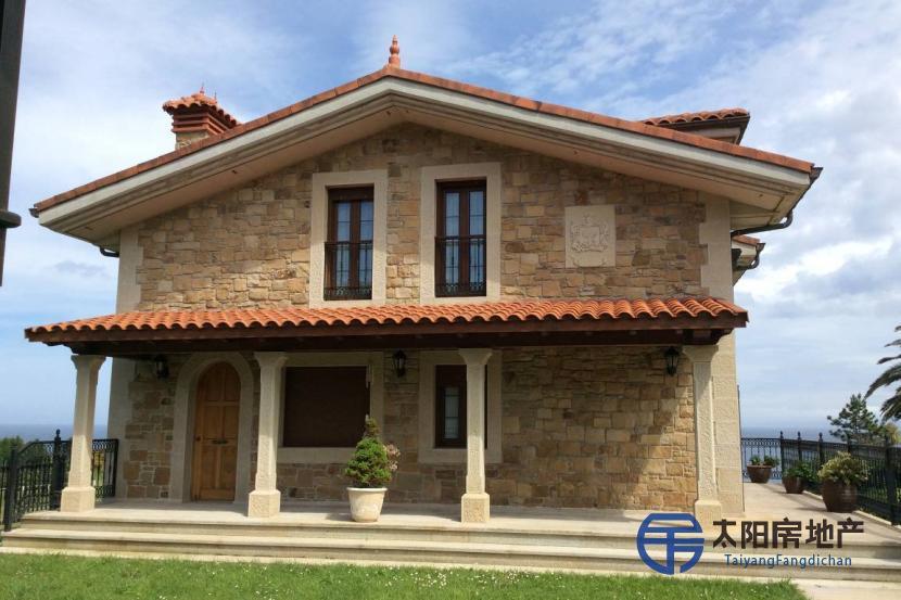 销售位于Luanco (阿斯图里亚斯省)的别墅