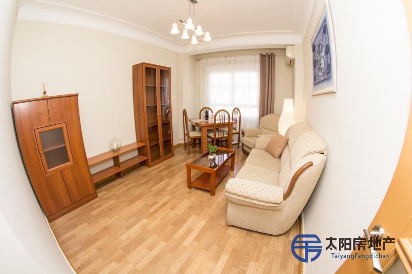 销售位于Zaragoza (萨拉戈萨省)市中心的公寓