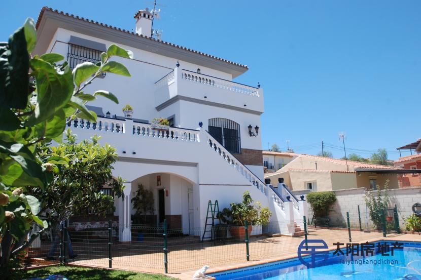 出售位于Alhaurin De La Torre (马拉加省)的别墅