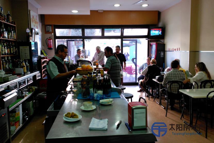 因退休转让在市区中心的咖啡厅酒吧