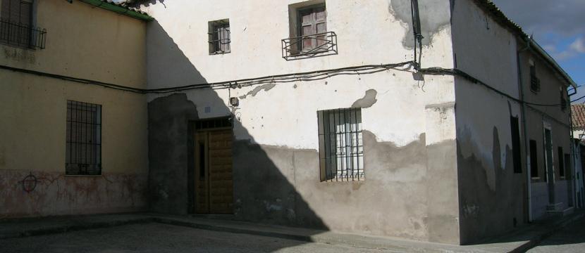 住宅位于托莱多城市的Novés小镇