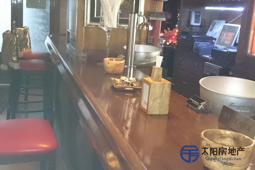CAFE PUB INGLES TOTALMENTE NUEVO Y EN PLENO FUNCIONAMIENTO