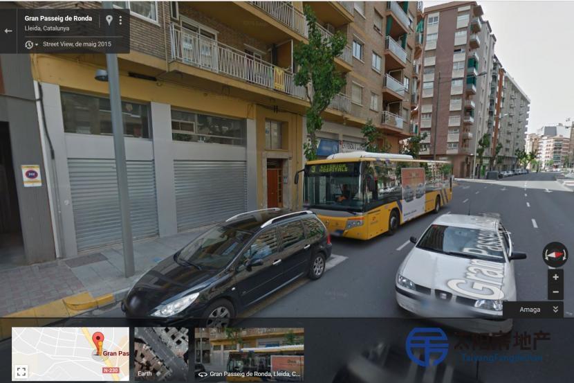 销售位于Lleida的商业店铺