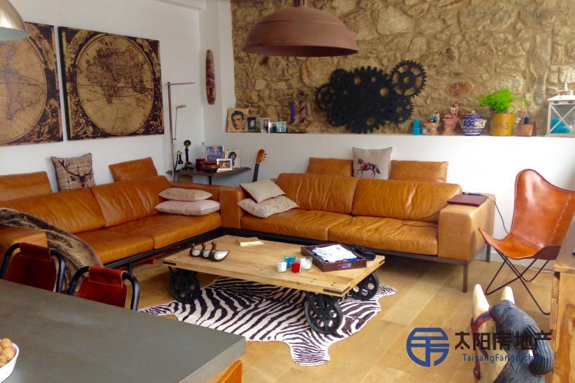 销售位于A Coruña (阿科鲁尼亚省)市中心的公寓