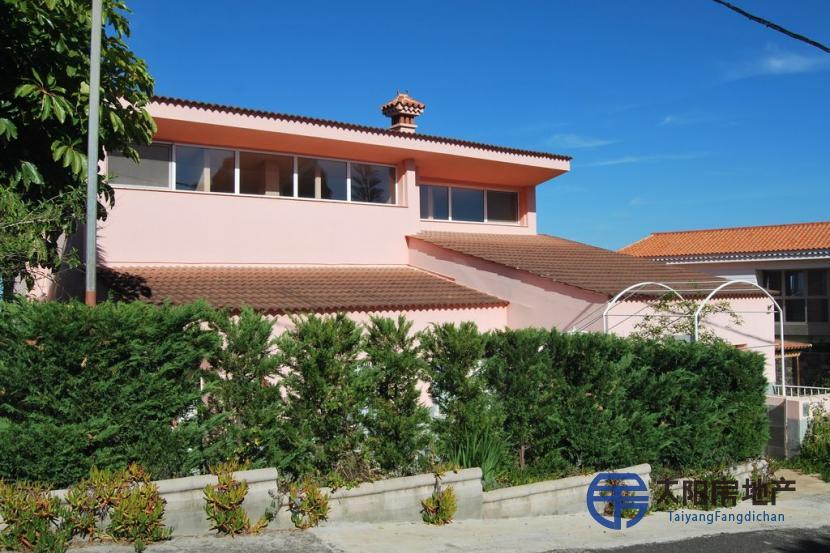 销售位于Los Portales (加那利岛拉斯帕尔马省)市外的别墅