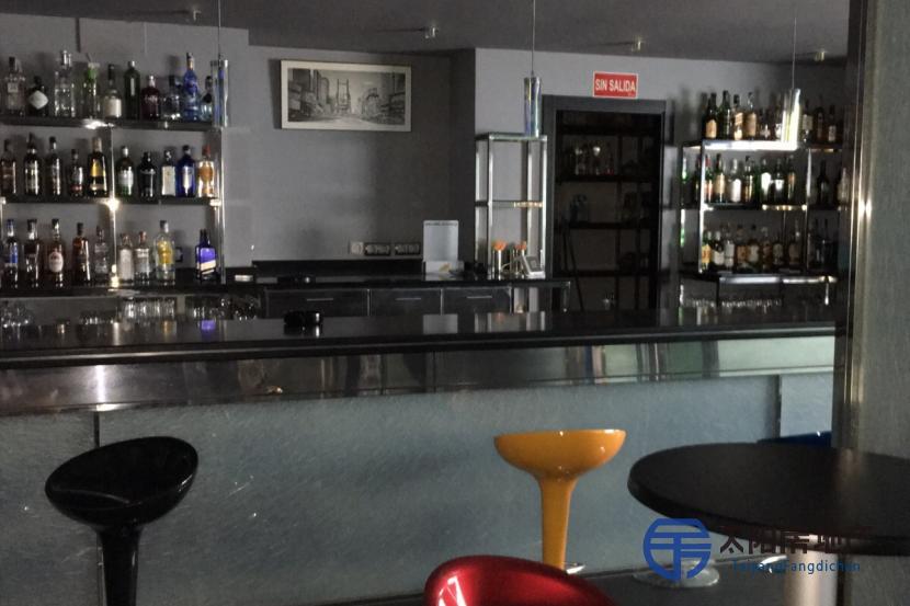 venta de un bar de copas