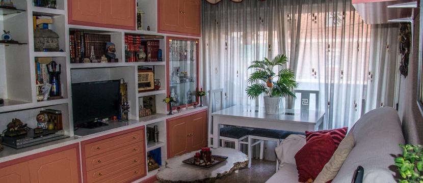 Vendo piso en Madrid (Metro Abrantes) Urbanización privada