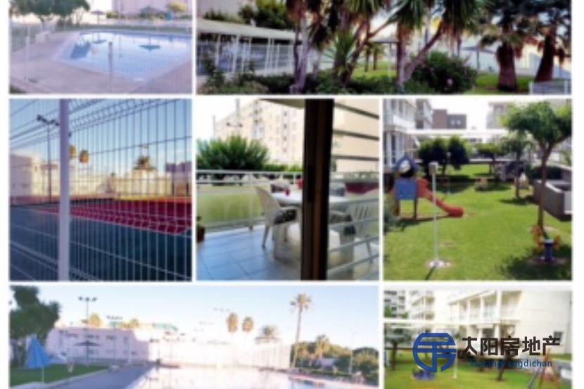 Apartamento en Venta en Canet D´En Berenguer (Valencia)