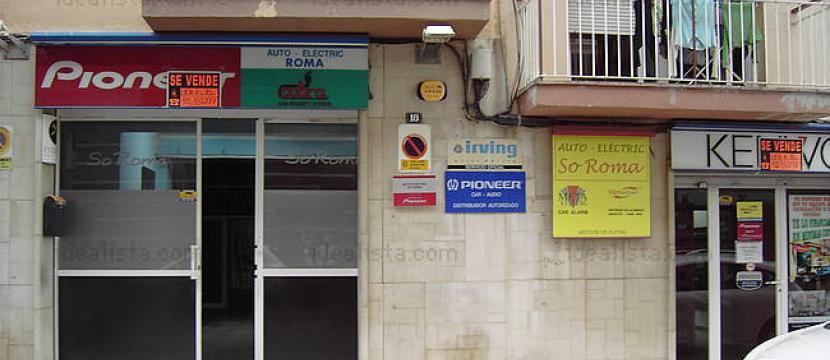 LOCAL DE 144 m2 EN BLANES (GERONA)