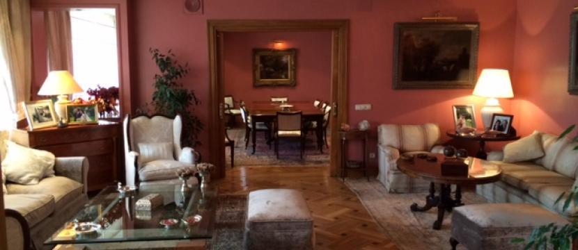 非常好的公寓位于 PASEO DE LA CASTELLANA 最好的地段