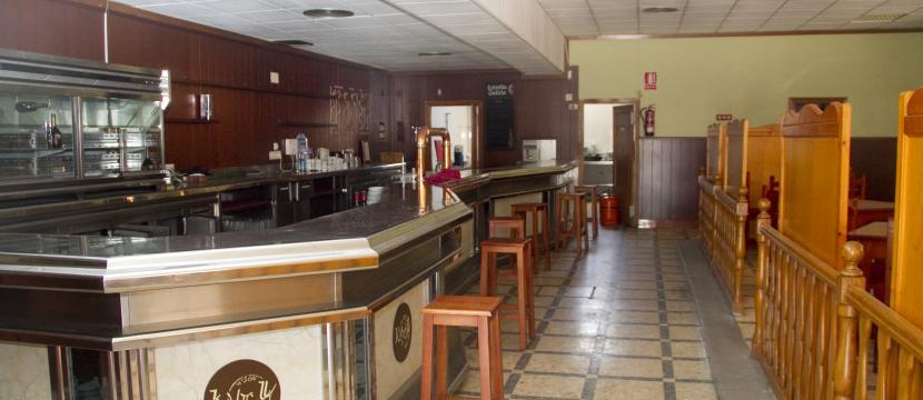 Restaurante Alcalá-Sevilla