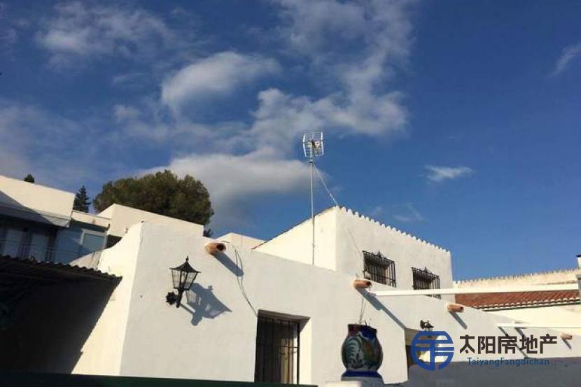 销售位于Almuñecar (格林纳达省)的别墅