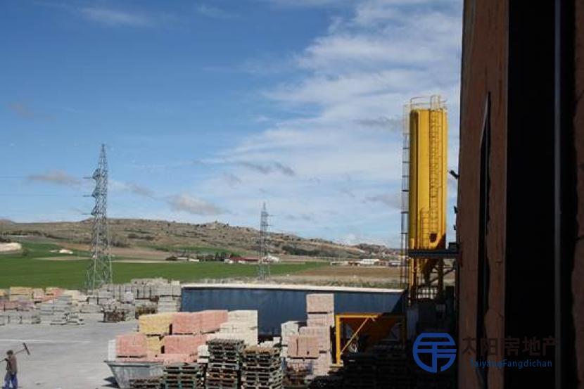 Terreno industrial totalmente vallado de 68.000 m2
