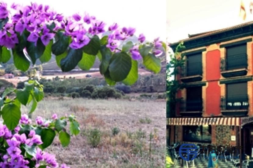 precioso hotel rural de tres estrellas