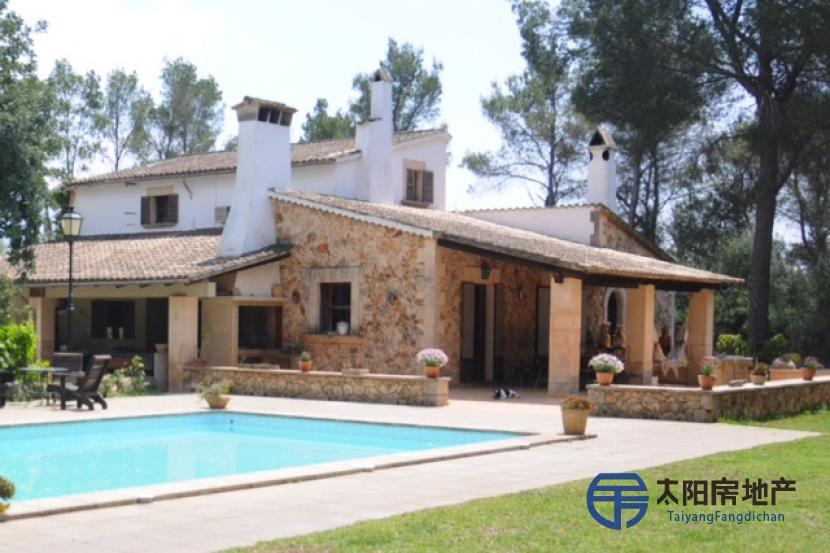 出租巴利阿里群岛(Baleares)马拉特克西(Marratxi)的别墅