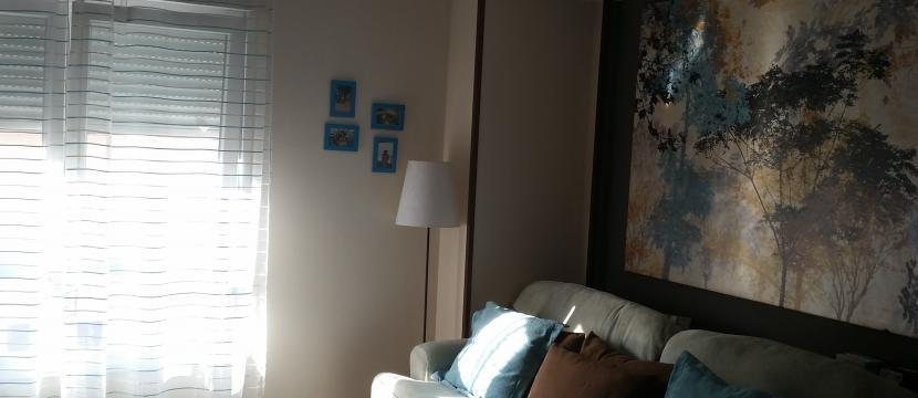 110平方米的宽敞明亮的公寓