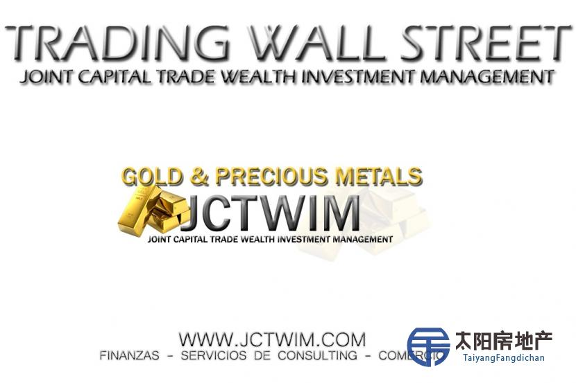 GOLD AND SILVER. INVESTMENT AND CONSULTING