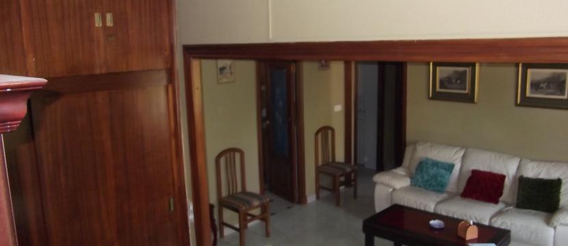 Piso 2 habitaciones en La Asunción