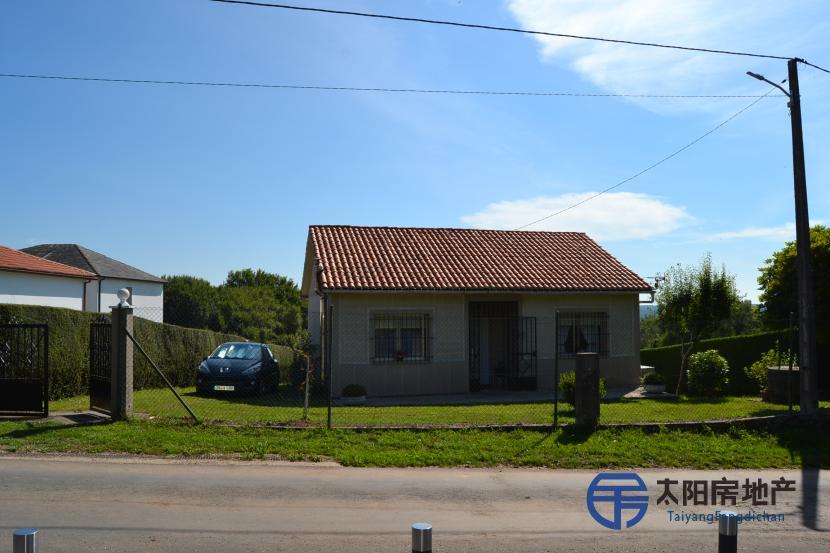 出售位于O Carballal (San Xulian) (阿科鲁尼亚省)的别墅