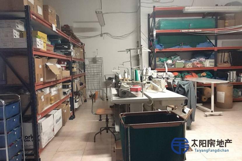 Traspaso taller y tienda textil de vestuario escolar y profesional