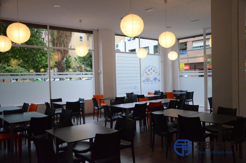 Cafetería/restaurante/ludoteca