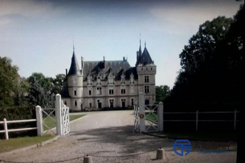 出售一座十八世纪的城堡...