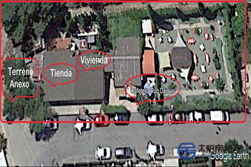 出售位于瓦伦西亚省(Godelleta-Calicanto)一块1.007平方米的土地目前有2家商铺