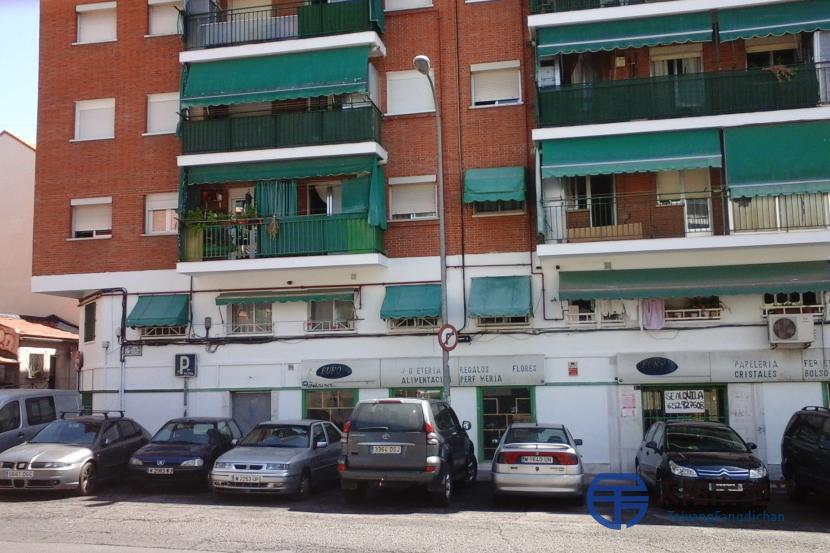 Local Comercial en Alquiler en San Sebastian De Los Reyes (Madrid)