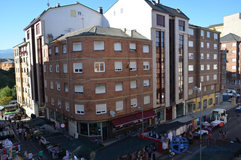 出售位于Ponferrada (莱昂省)市中心的大楼