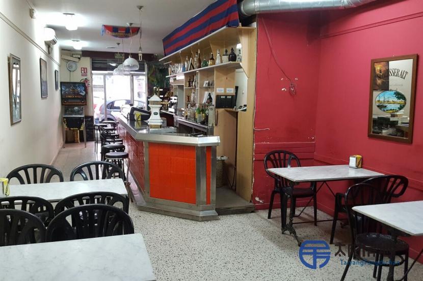 traspaso bar plaça espanya