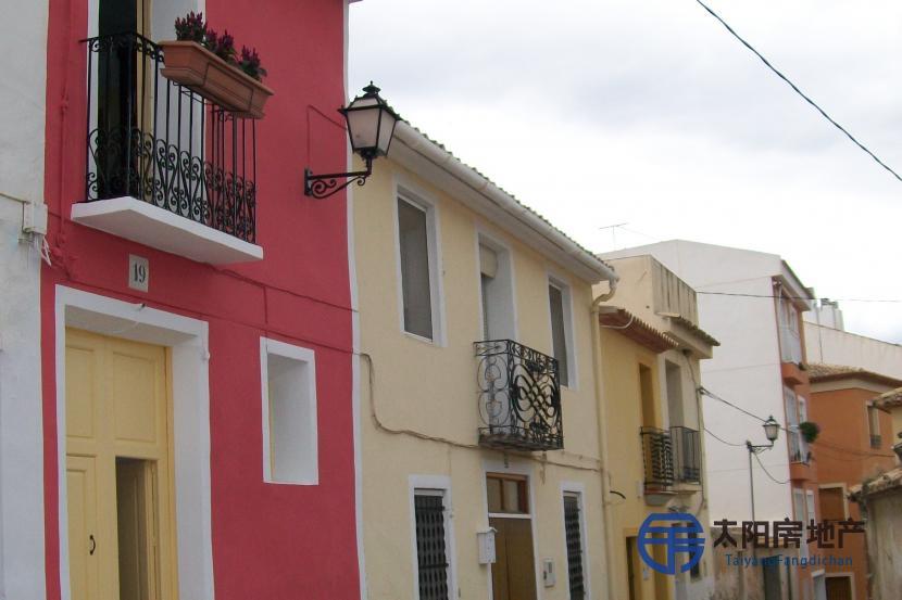 出售位于Orxeta (阿里坎特省)的独立房子