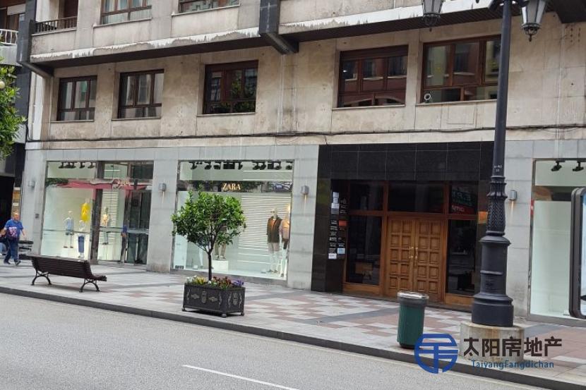 出售位于Oviedo (阿斯图里亚斯省)市中心的公寓