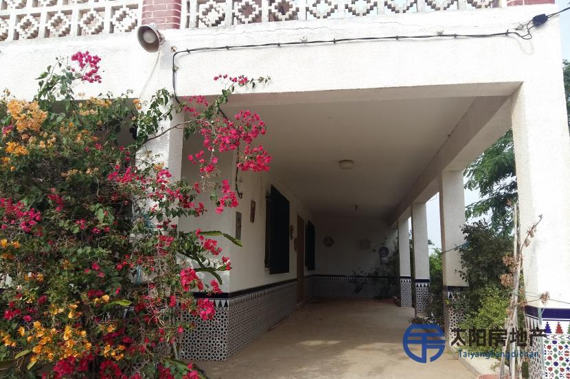 出售位于Lorca (穆尔西亚省)市外的别墅