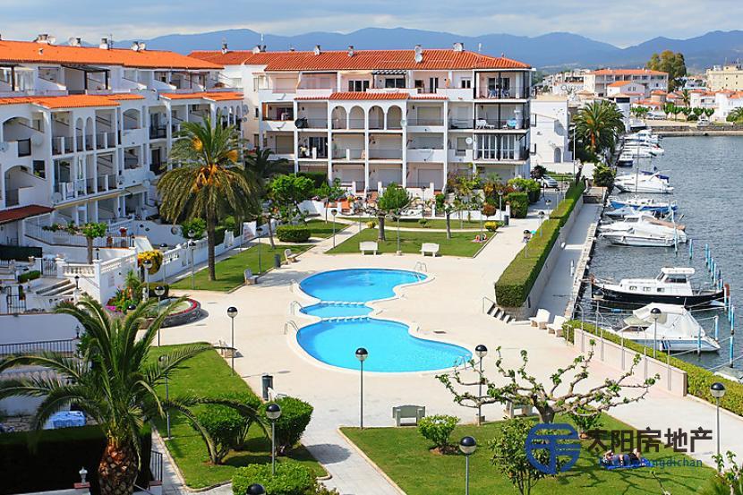 Apartamento en Venta en Empuriabrava (Girona)