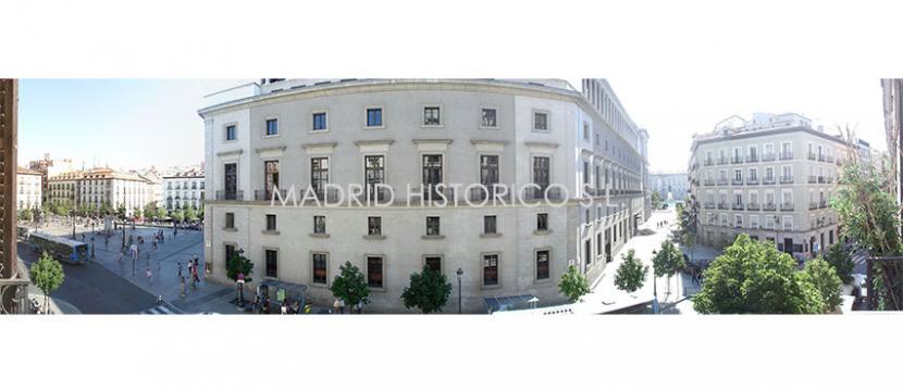 需要装修的公寓靠近马德里皇家宫殿