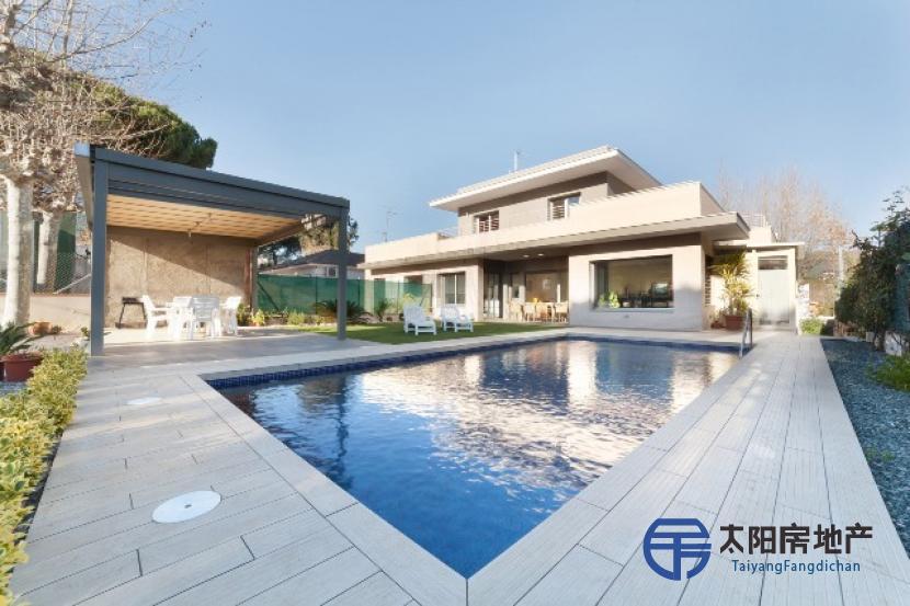出售位于Argentona (巴塞罗那省)市中心的独立房子