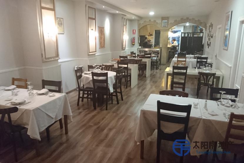 转让位于瓦伦西亚市中心的餐馆