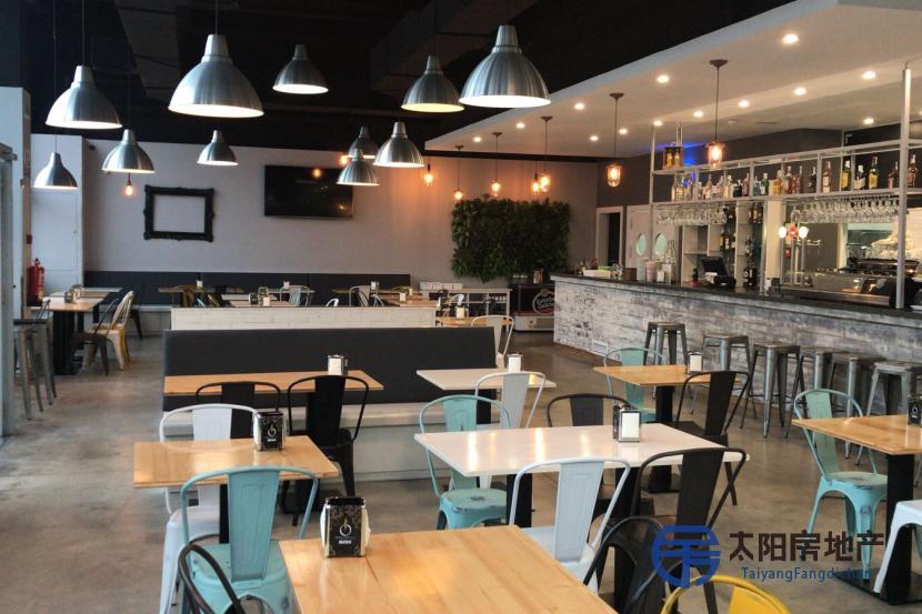 Restaurant bar en poligono