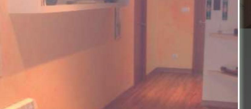 venta piso 4 habitaciones y dos baños, amplio y luminoso